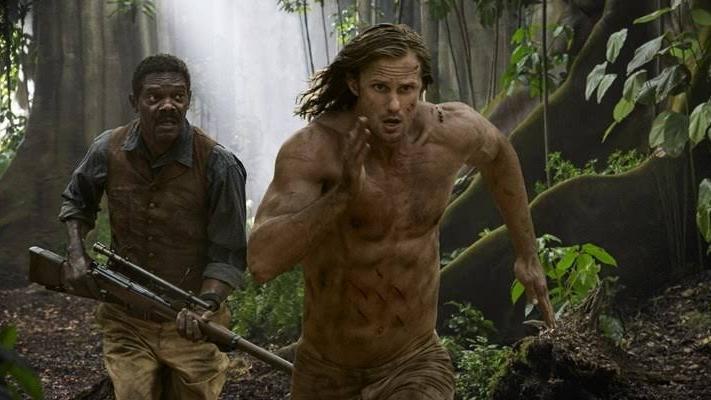 Tarzan Efsanesi'nde kimler oynuyor? Tarzan Efsanesi konusu ve oyuncuları…