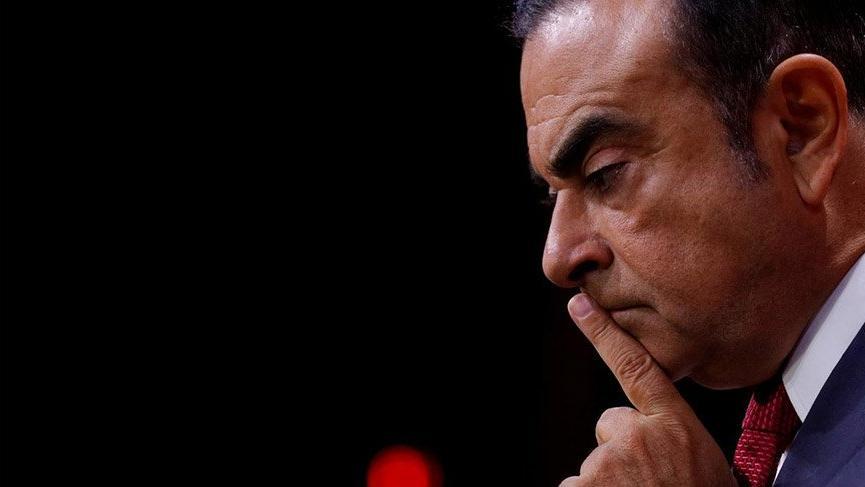 Nissan'ın eski CEO'su Ghosn'un kaçırılmasıyla ilgili 5 kişi tutuklandı!