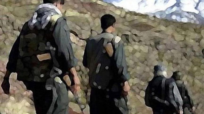 HDP önündeki oturma eyleminden etkilenip PKK kampından kaçtı