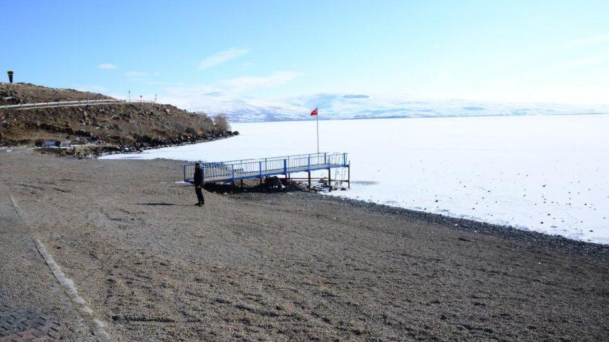 Çıldır, 'Kristal Göl Uluslararası Kış Şöleni' için hazır