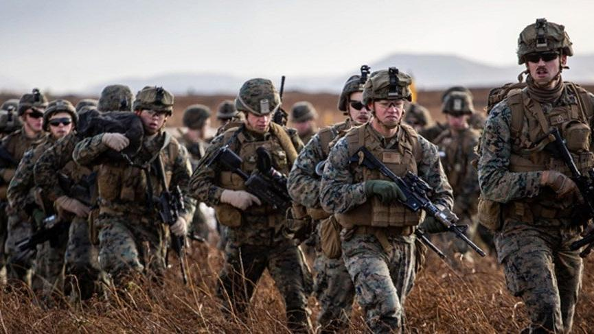 Danimarka ve İsveç, Irak'taki faaliyetlerini askıya aldı!