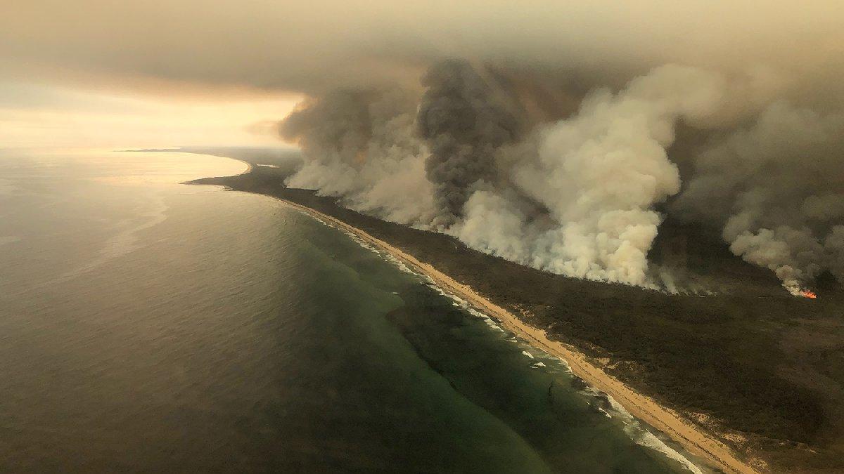 Avustralya'da yangın kontrol altına alınamıyor! Ordu göreve çağrıldı