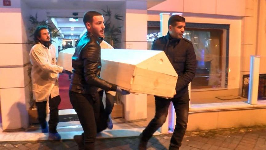 İstanbul'da otelde dehşet! Detaylar ortaya çıktı