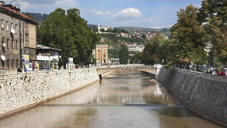 Türklerin Avrupa'da kurduğu en büyük kent Saraybosna