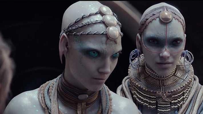Valerian ve Bin Gezegen İmparatorluğu oyuncu kadrosu ve konusu…