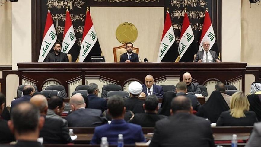Son dakika... Irak Meclisi'nden flaş ABD kararı!