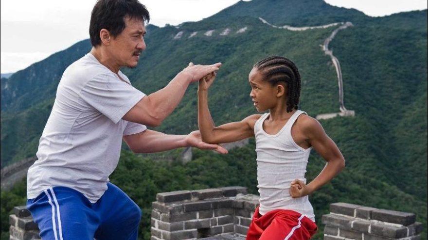 Karate Kid filmi konusu ve oyuncuları