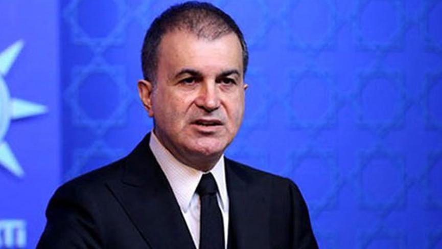 AKP Sözcüsü Çelik'ten Libya açıklaması!