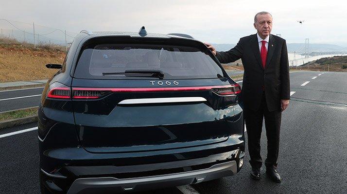 Erdoğan'dan yerli otomobilin fiyatıyla ilgili açıklama!