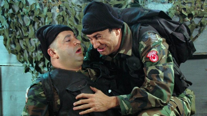 Maskeli Beşler Irak konusu ve oyuncuları: Maskeli Beşler Irak nerede çekildi?