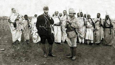 Libya Tezkeresi'ni Atatürk'le Meşrulaştırmak