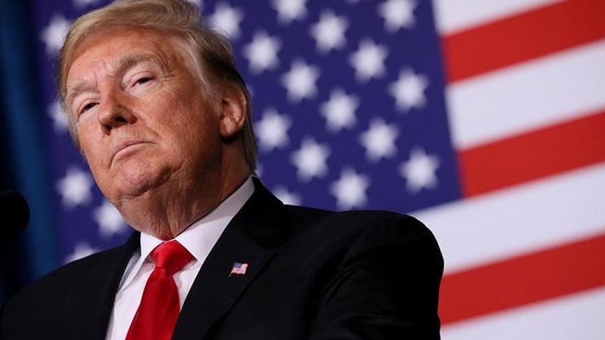 Son dakika... Trump: İran asla nükleer silah sahibi olmayacak