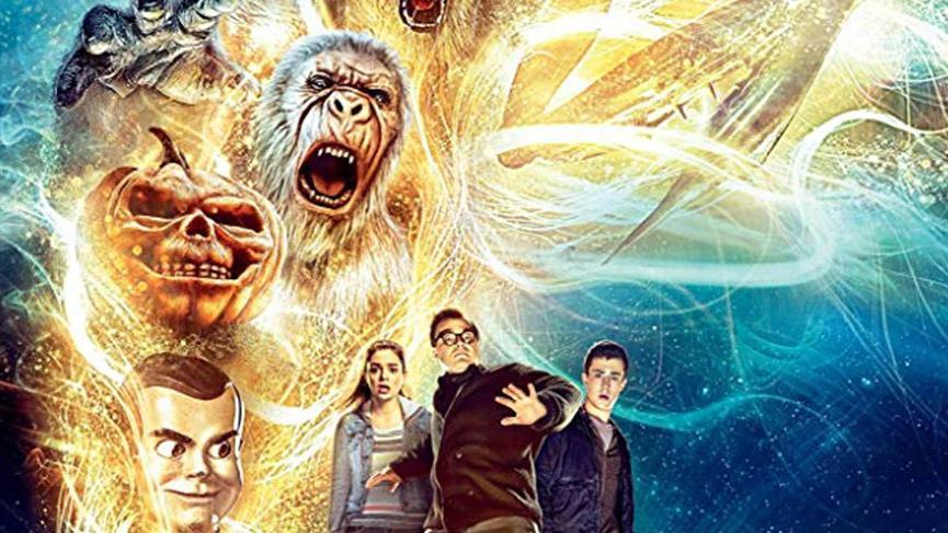 Goosebumps: Canavarlar Firarda filminin oyuncu kadrosundan kimler var? Konusu ne?