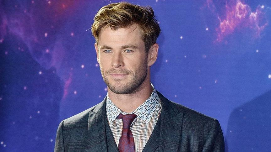 Chris Hemsworth Avustralya'ya 1 milyon dolar bağışladı