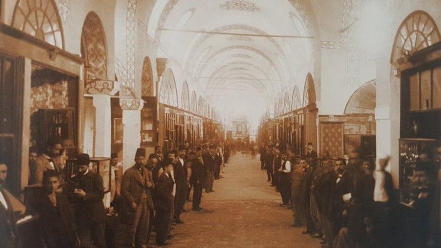 Dünyanın ilk bankası; Kapalıçarşı
