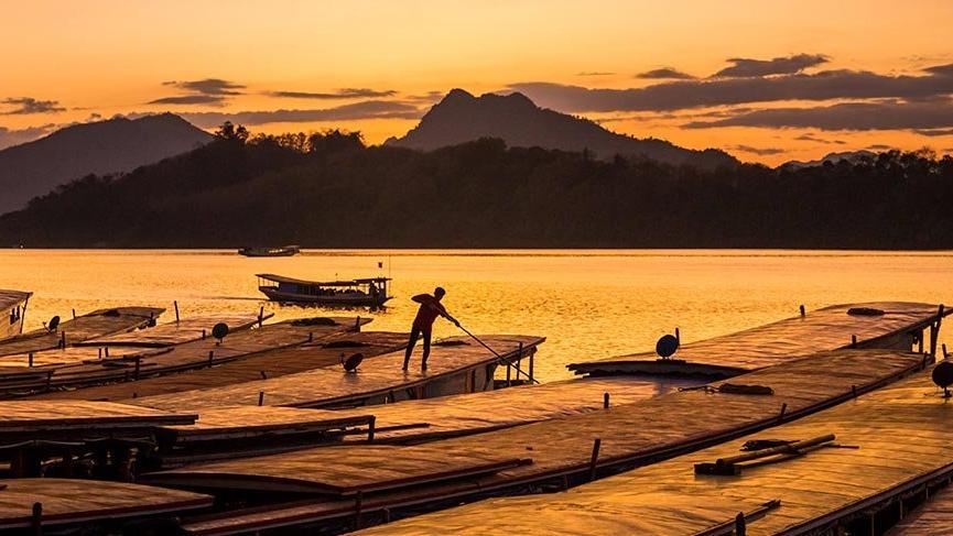 Uzakdoğu'nun egzotik nehri Mekong