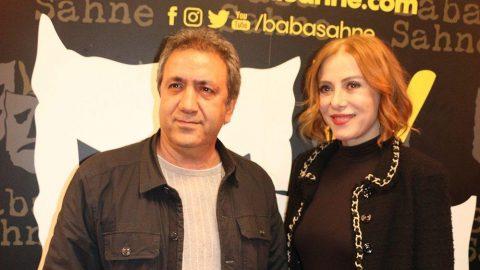 Zuhal Olcay'dan Mazlum Çimen'e destek