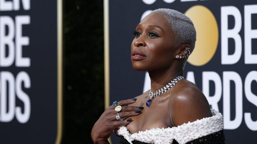 Cynthia Erivo BAFTA'ya tepkili