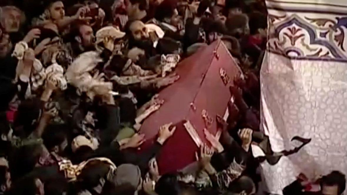 İran ABD üslerini vurdu, hemen ardından Süleymani toprağa verildi