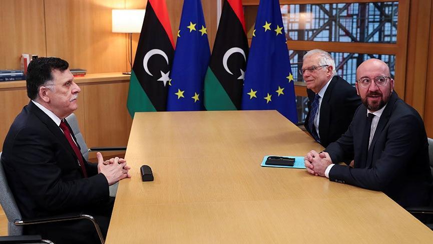 AB liderlerinden Libya'ya 'Türkiye' uyarısı!