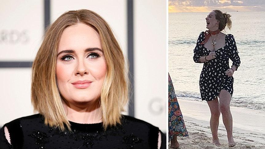 Adele'in verdiği kilolar görenleri şaşırttı
