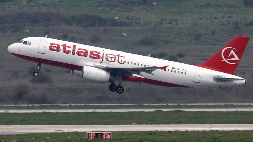 Atlas Global'de bazı uçuşlar iptal edildi