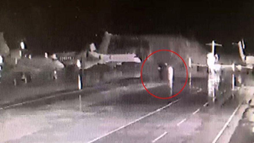 Görüntüler ortaya çıktı! Carlos Ghosn, İstanbul'dan böyle kaçmış