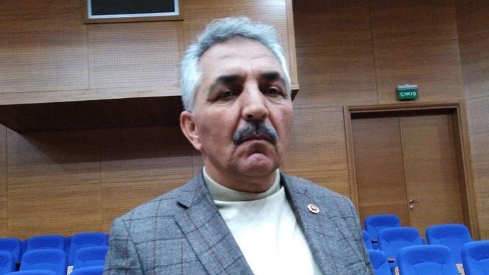 MHP'li isimden zehir zemberek açıklama