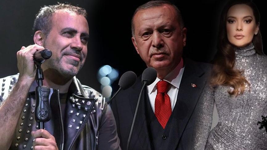 Cumhurbaşkanı Erdoğan ile görüşen Demet Akalın, Haluk Levent paylaşımına tepki gösterdi