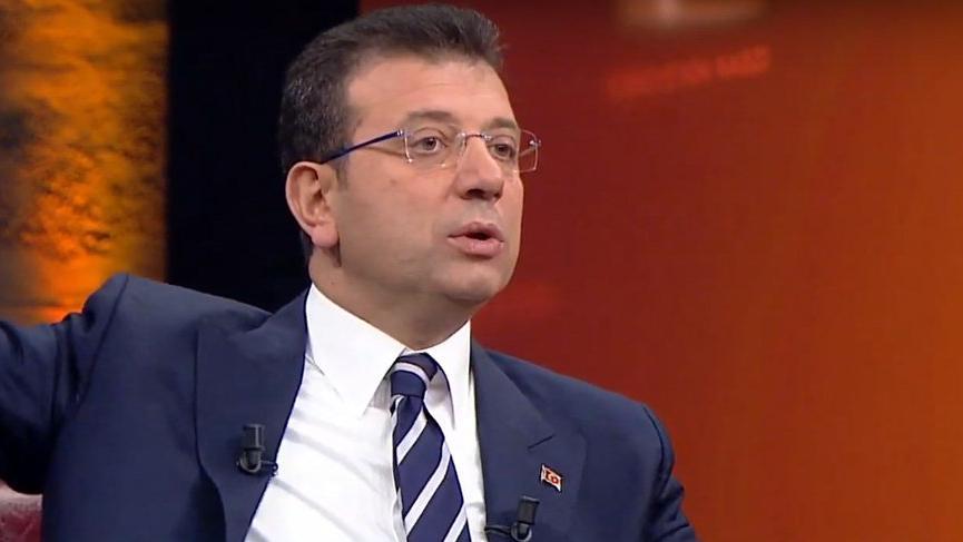 Son dakika... İmamoğlu'ndan canlı yayında çok konuşulacak sözler! 'Erdoğan'ı ikna ederim'