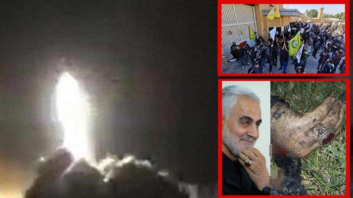Son dakika haberleri: ABD ve İran 9 günde savaşın eşiğine böyle geldi!