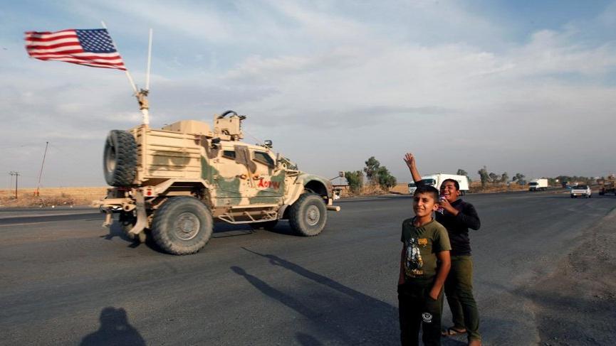 İşte İran'ın olası hedefleri... ABD'nin Irak'taki üsleri...