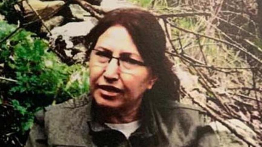 PKK'nın üst düzey kadın yöneticisi etkisiz hale getirildi