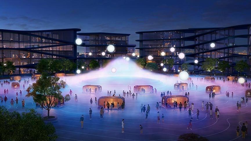 Akıllı şehir kuruluyor: İşte Woven City