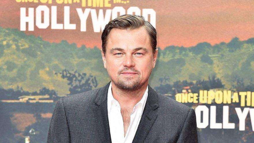 Leonardo DiCaprio denize düşen adamın hayatını kurtardı