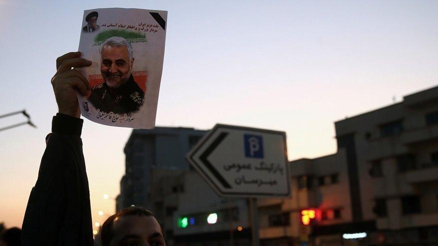 İran'dan korkutan ABD'ye saldırı açıklaması