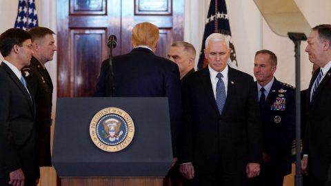 2 Numara konuştu, kritik bir istihbarat verdi! ABD-İran geriliminde yeni gelişme