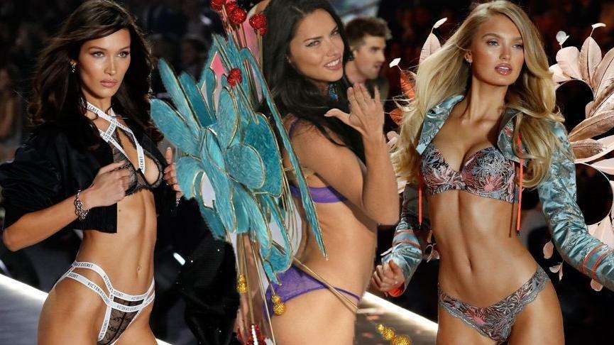 Bilim insanları Victoria's Secret meleklerini inceledi, ortaya ilginç sonuçlar çıktı