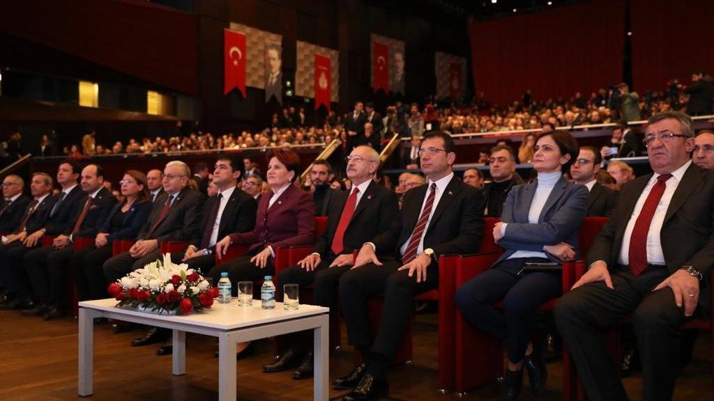Tarihi çalıştayda neler konuşuldu? Kılıçdaroğlu ve Akşener'den çarpıcı açıklamalar...