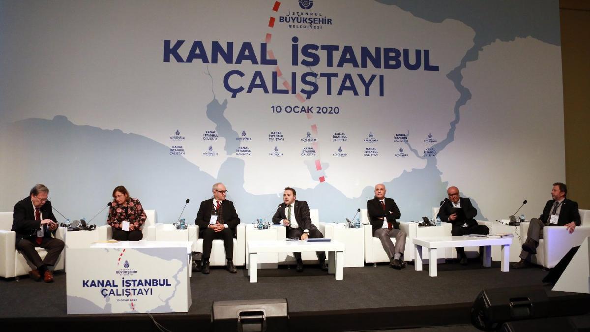 'Kanal İstanbul erkekliği öldürür'