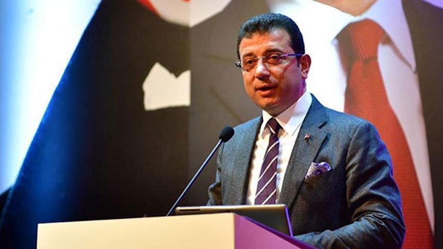Bakanın Kanal İstanbul ile ilgili 'fatura' ve 'rant' açıklamalarına İmamoğlu'ndan yanıt!