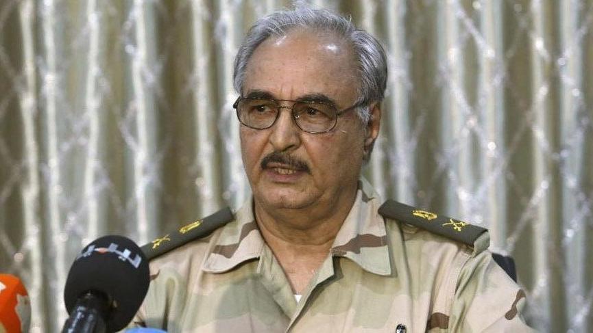 Son dakika... Libya'da yeni gelişme! Hafter ateşkesi kabul etti