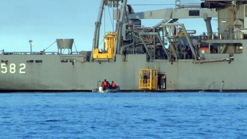 Kilyos'ta bir balıkçının cesedine ulaşıldı