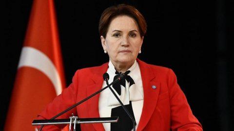 Akşener: Milletin yüzde 64'ü parlamenter sisteme dönmek istiyor