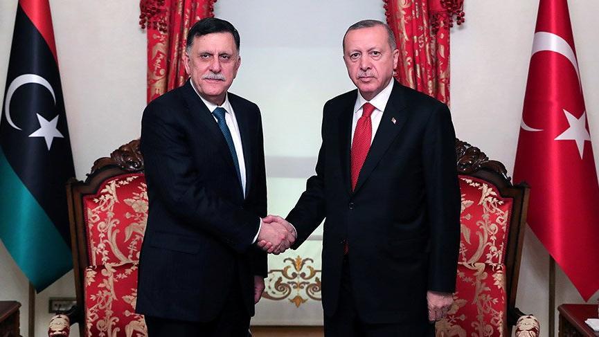 Libya Başbakanı Sarrac Türkiye'ye geliyor