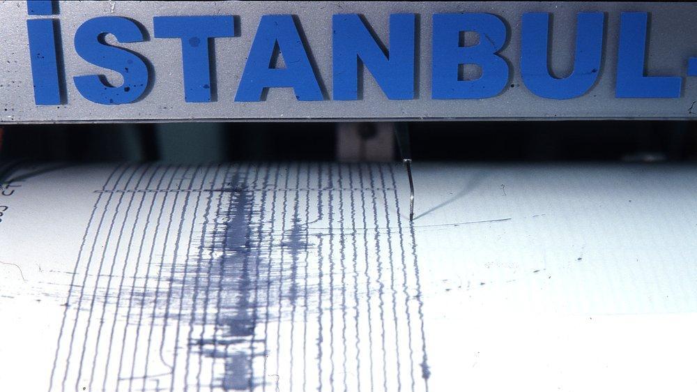 Son dakika: İstanbul'da deprem! İstanbul 4.7 büyüklüğünde depremle sarsıldı...