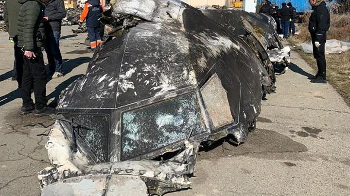 Son dakika... Ukrayna'da vurulan uçakla ilgili flaş açıklama: Bütün veriler elimizde