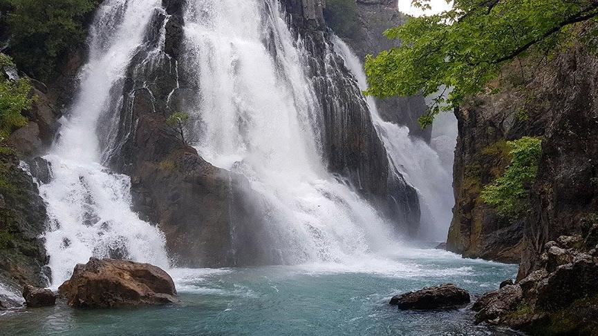 Doğa harikası şelaleye HES yapacaklardı… Danıştay'dan sevindiren karar