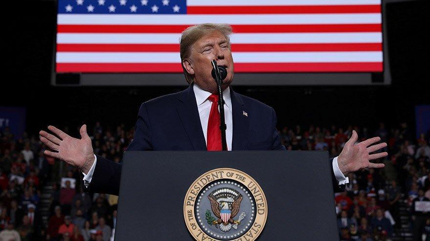 Trump'tan İran'a yeni uyarı!