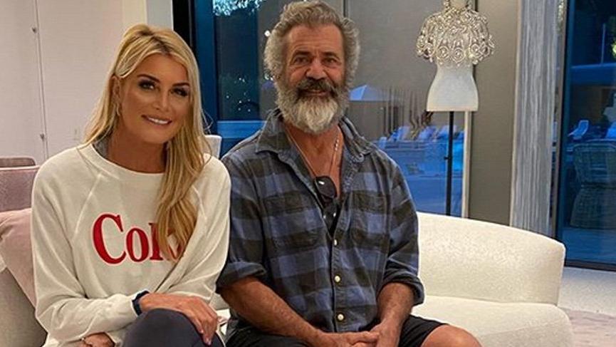 Begüm Şen'in doğumgünü partisinde Mel Gibson sürprizi